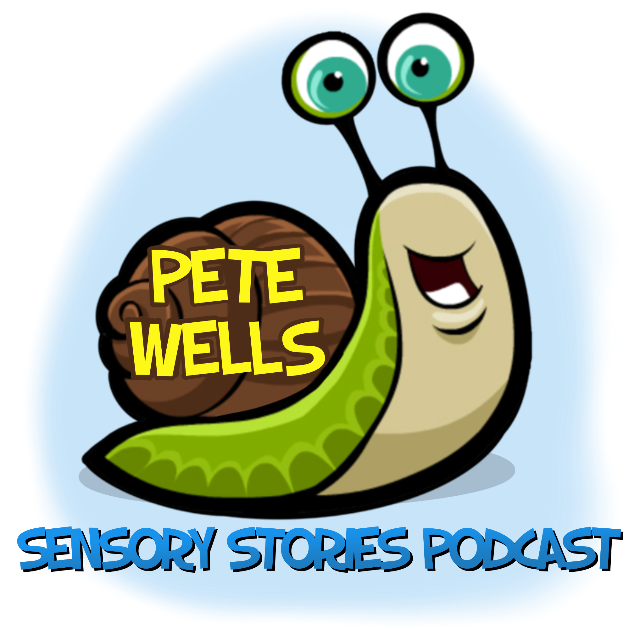 The Pete Wells Sensory Stories Podcast